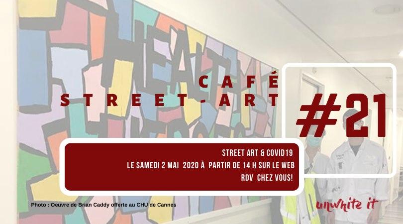 Café Street-Art #21