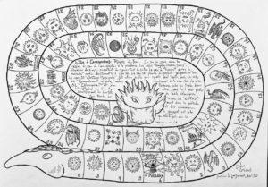 codex urbanus jeu de l'oie