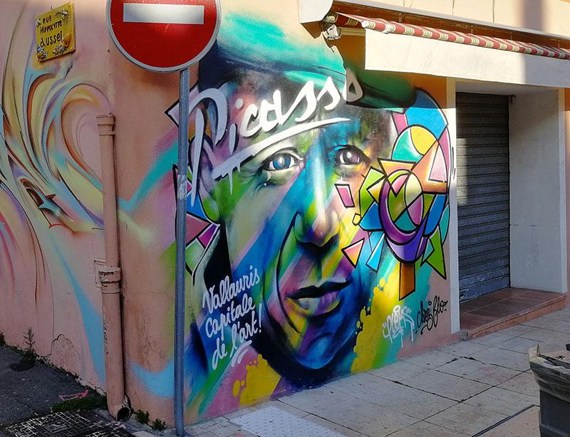 Picasso par Pleks