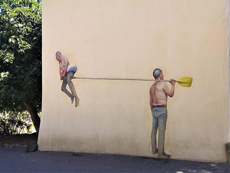 Collage Philippe Hérard