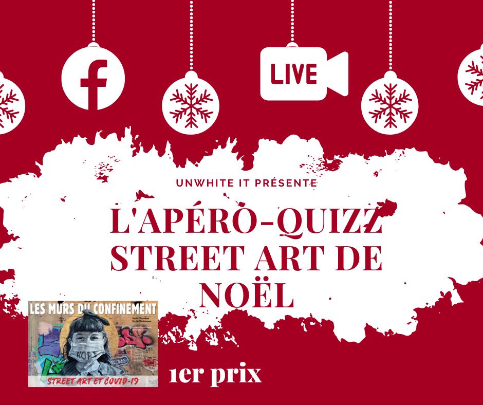 Apéro Quizz Street Art de Noel