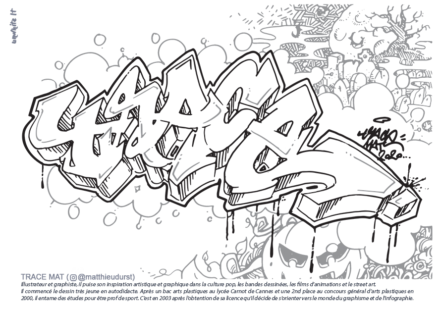 TRACE MAT 3