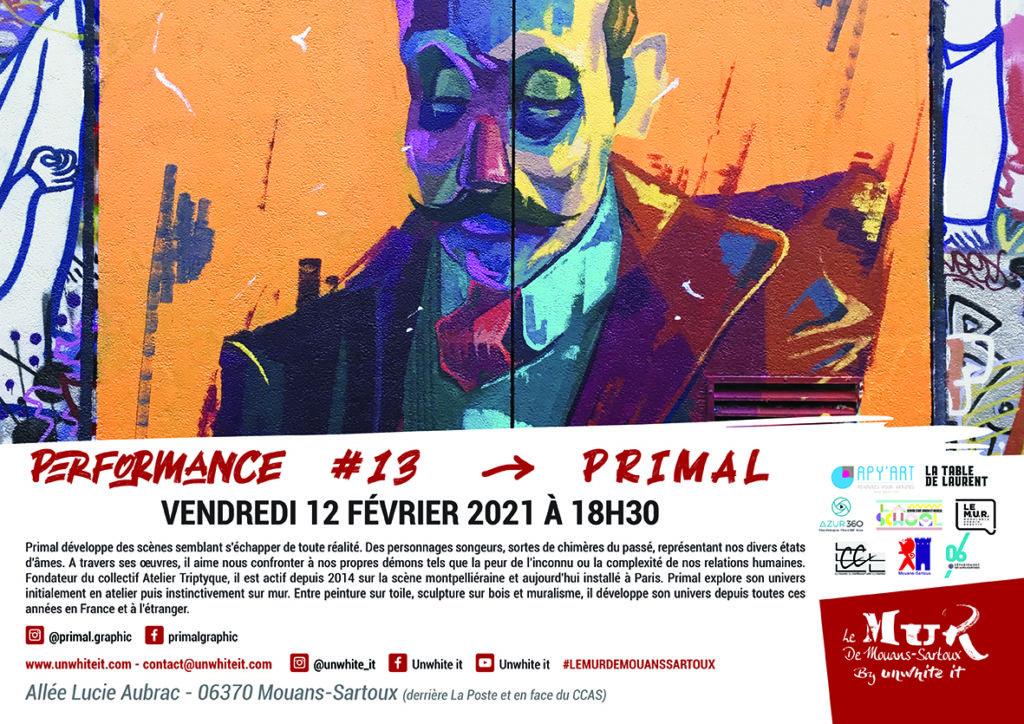 Flyer performance 13 Primal