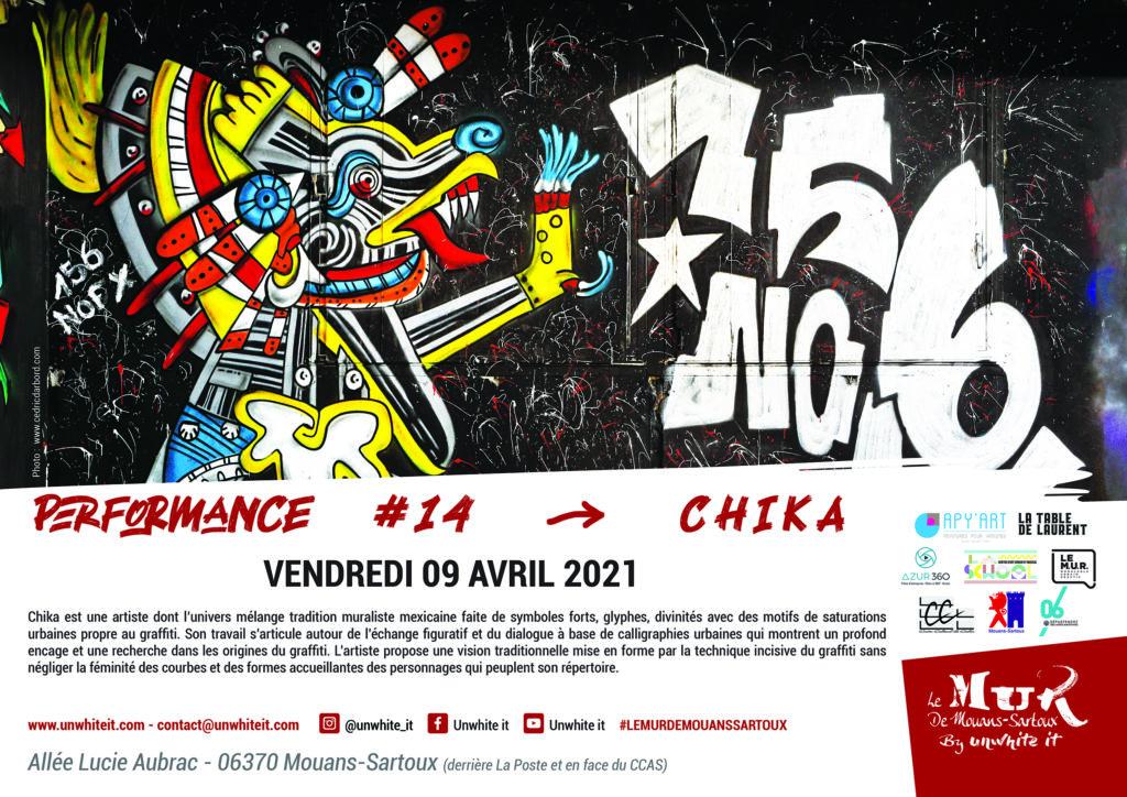 Flyer performance 14 Chika