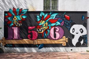 Le MUR de Mouans-Sartoux par Chika