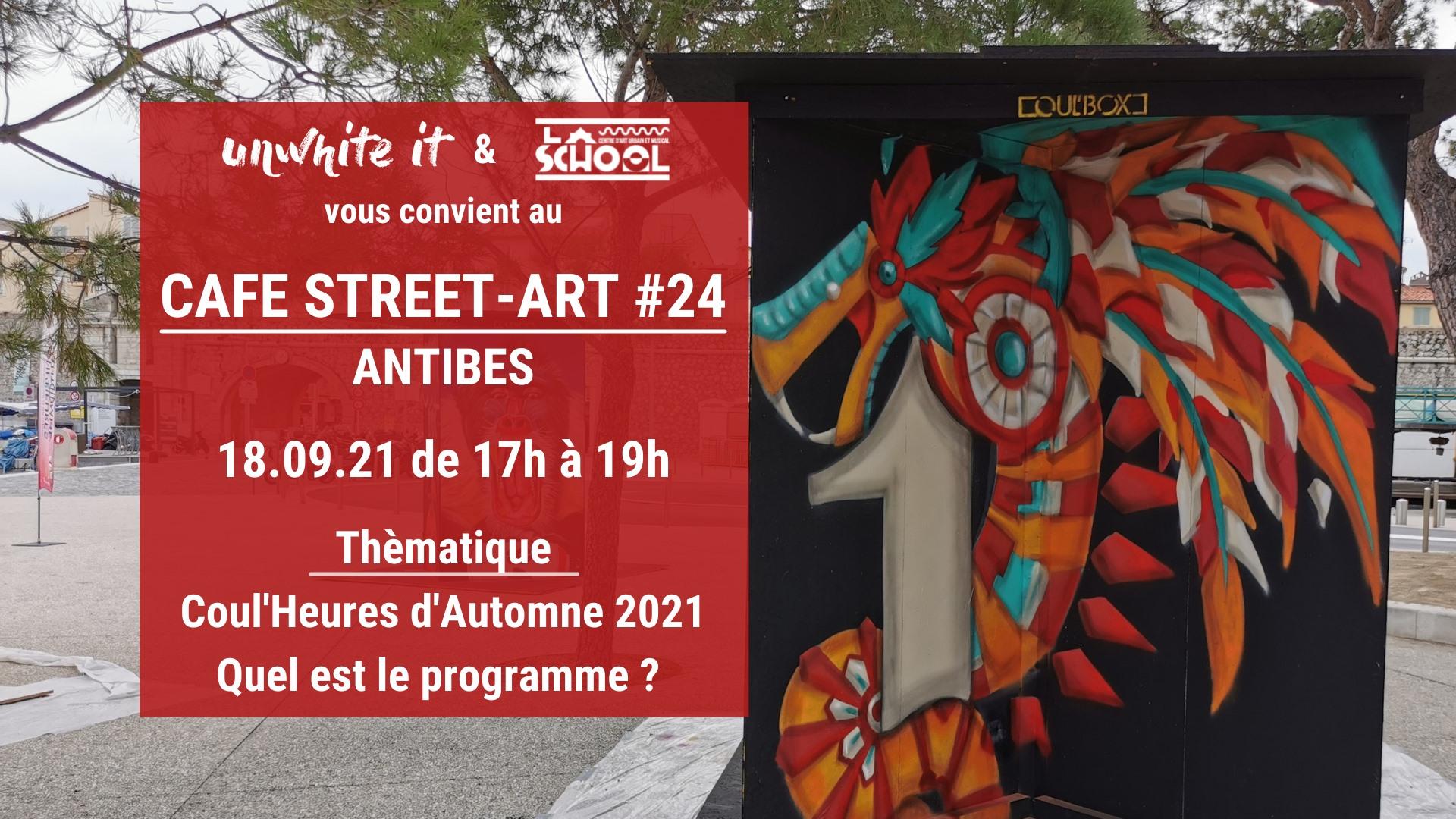Café Street Art 24